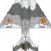 MiG-21 LanceR RoAF 6487 and 6840