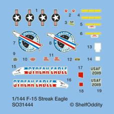 F-15 Streak Eagle