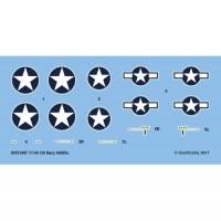 US Navy A6M2s
