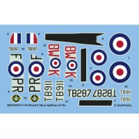 RAuxAF Silver Spitfires LF.16e