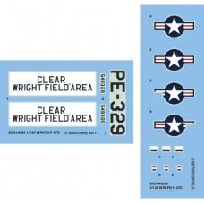 W-P AFB F-47D