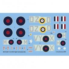 RAF Night Hurricanes Mk.I