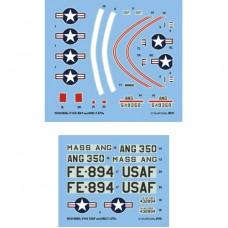 USAF and ANG F-47Ds