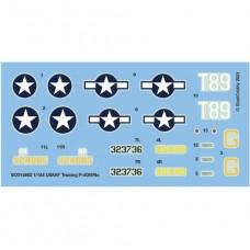 USAAF Training P-40M/Ns
