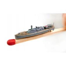 IJN 17 m Steam Pinnace – Ceremonial Barge Set